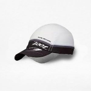 Gorra Zoot Negro/Blanco - Run4You.mx