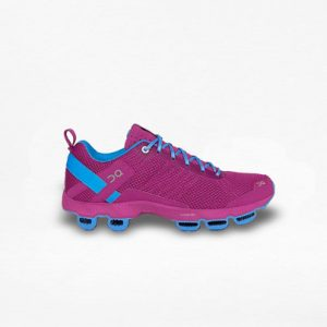 Tenis On Cloudsurfer Morado/Azul Mujer - Run4You.mx