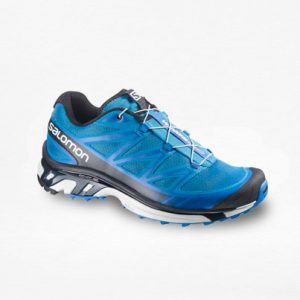 Tenis Salomon Wings PRO Azul/Negro Hombre - Run4You.mx