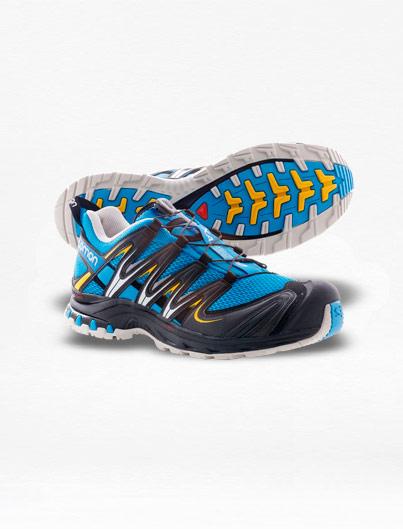 Tenis Salomon XA PRO 3D Azul/Gris Hombre – Run4You.mx