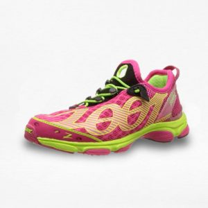 Tenis Zoot Ultra Tempo Rosa Amarillo Mujer - Run4You.mx