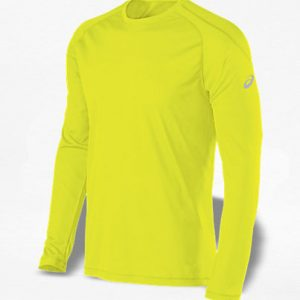 Playera Asics Manga Larga Hombre - Run4You.mx