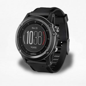 Reloj Garmin Fénix 3 Zafiro HR - Run4You.mx