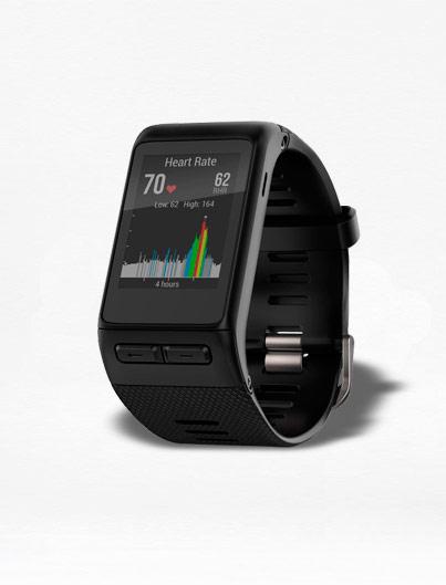 Smartwatch Garmin Vivoactive HR – Run4You.mx