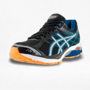 Tenis Asics Gel Pulse 7 Negro Hombre - Run4You.mx
