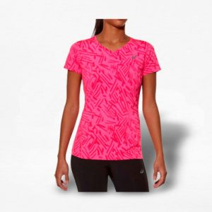 Playera Asics Grecas Mujer - Run4You.mx