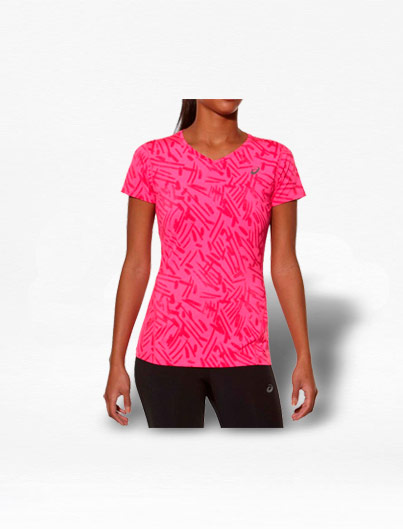 Playera Asics Grecas Mujer – Run4You.mx