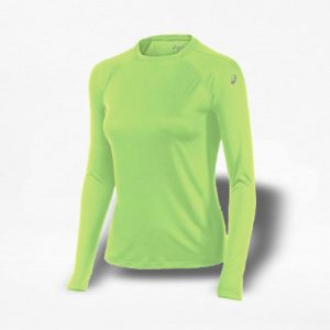 Playera Asics Manga Larga Mujer - Run4You.mx