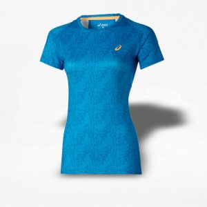 Playera Asics para Correr Mujer - Run4You.mx