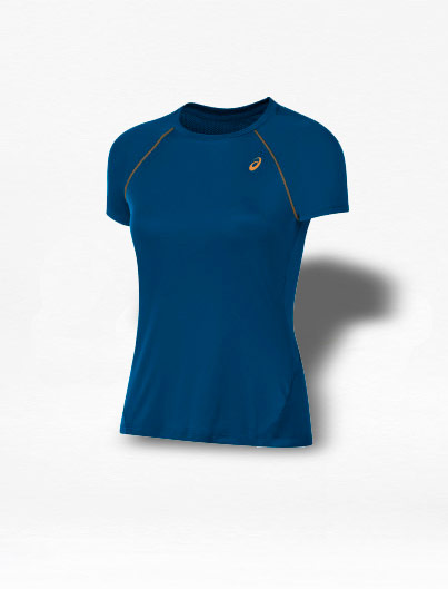 Playera Asics Running Mujer – Run4You.mx