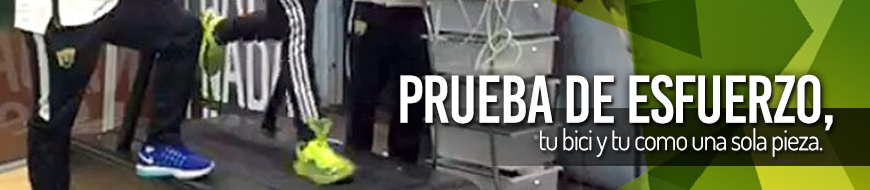 Clínica - Prueba de Esfuerzo - run4you.mx