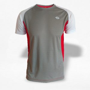 Playera Energy Dryfit Gris Hombre - Run4You.mx