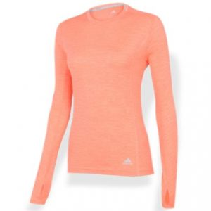 Playera - Adidas - Supernova - Manga - Larga - Mujer - run4you.mx